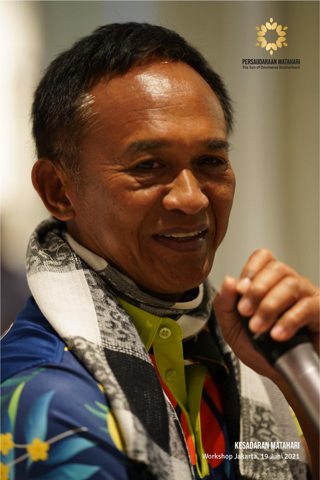 Workshop Jakarta 19 Juni 2021: Kesadaran Matahari