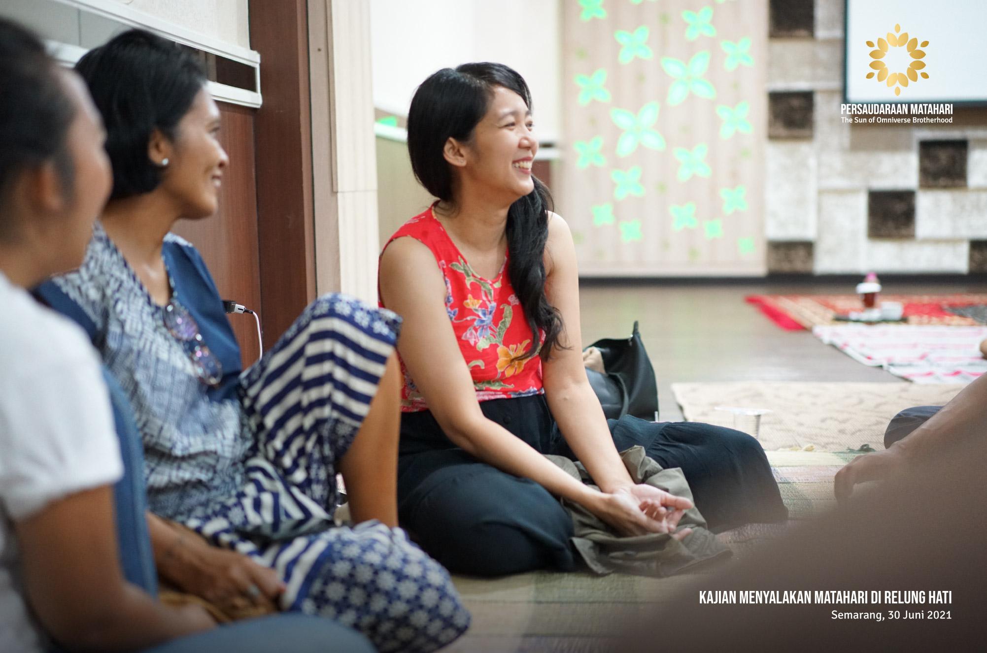 Kajian Semarang: Kesadaran Matahari – 30 Juni 2021