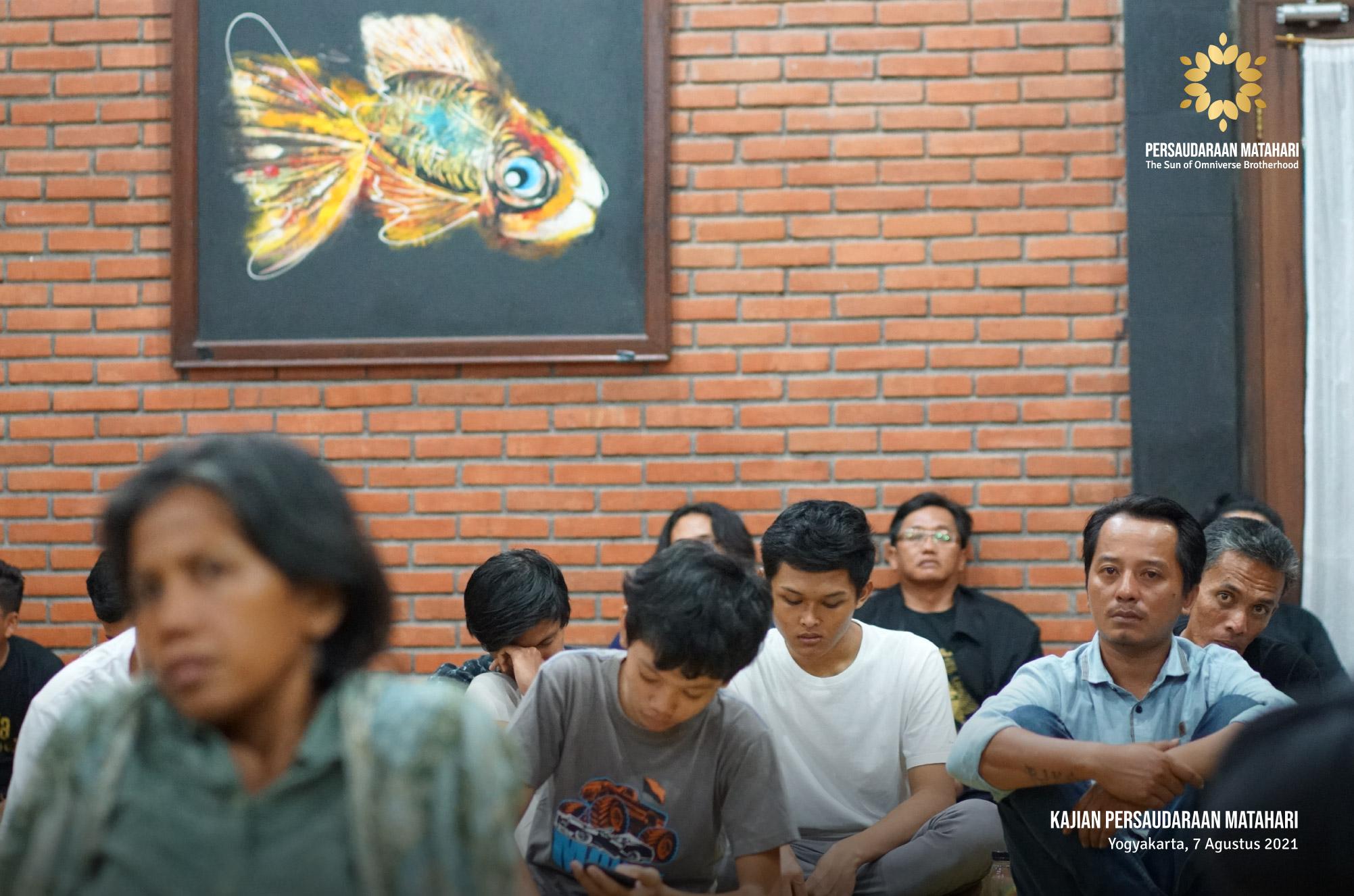 Kajian Yogyakarta – 7 Agustus 2021
